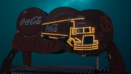 coke displays